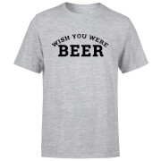 Beershield Wish You Were Beer Men's T-Shirt