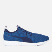 Puma Men's Carson 2 Knit Running Trainers - Lapis Blue/Blue Depths