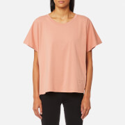 Puma Women's Seasonal Graphic Short Sleeve T-Shirt - Cameo Brown