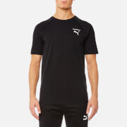 Puma Men's Evo Core Short Sleeve T-Shirt - Puma Black