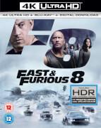 Fast & Furious 8 - 4K Ultra HD (Includes 2D Version & Digital Download)