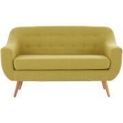 Odense Sofa - Yellow/Pistachio