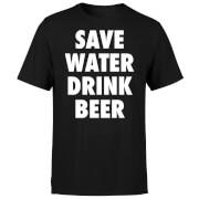 Save Water Drink Beer Men's T-Shirt