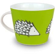 Scion Spike Hedgehog Mug - Green