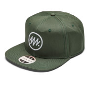 Jack & Jones Men's Core Circle Snapback Cap - Capulet Olive