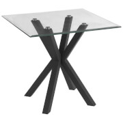 Fifty Five South Halo End Table - Black