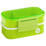 Grub Tub Lunch Box (2 Containers) Green