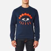KENZO Men's Classic Eye Sweatshirt - Ink