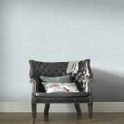 Superfresco Easy Aura Plain Wallpaper - Blue