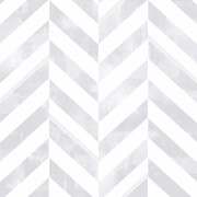Superfresco Easy Italie Geometric Wallpaper - Silver/White