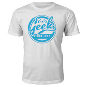 Geek Since 1990's T-Shirt- White