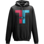 Taurtis Split Logo Insignia Men's Pullover Hoody