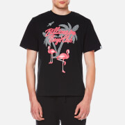 Billionaire Boys Club Men's Paradise Script Logo T-Shirt - Black