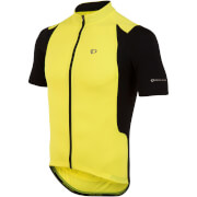 Pearl Izumi Select Pursuit Short Sleeve Jersey - Screaming Yellow/Black