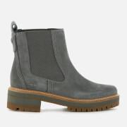 Timberland Women's Courmayeur Valley Chelsea Boots - Gunmetal