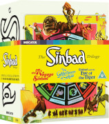 The Sinbad Trilogy - Limited Edition Dual Format (Includes DVD)