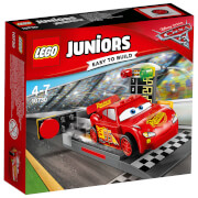 LEGO Juniors: Cars 3: Le propulseur de Flash McQueen (10730)