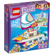 LEGO Friends: Catamarán tropical (41317)