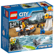 LEGO City: Guardacostas: Set de introducción (60163)
