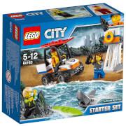 LEGO City: Ensemble de démarrage des gardes-côtes (60163)