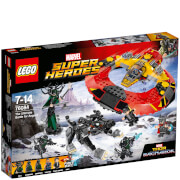 LEGO Marvel Superheroes: Das ultimative Kräftemessen um Asgard (76084)