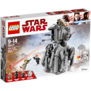 LEGO Star Wars Episode VIII: Premier Ordre Heavy Scout Walker (75177)