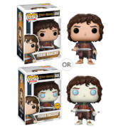 Lord Of The Rings Frodo Baggins Funko Pop! Figuur (Kans op Chase)
