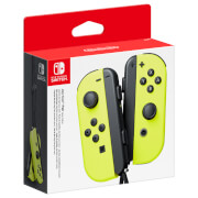 Nintendo Switch Neon Yellow Joy-Con Controller Set (L+R)