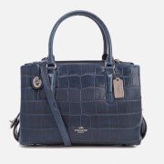 Coach Women's Brooklyn 28 Carryall - Navy