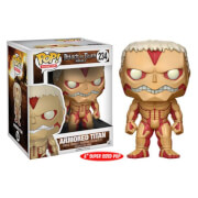 Figurine L'Attaque des Titans Armored Titan 15cm Funko Pop!