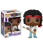 Pop! Rocks Jimi Hendrix Woodstock Pop! Vinyl Figur