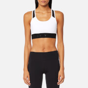 Varley Women's Cliffside Sports Bra - White