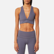 Varley Women's Brooks Crop Top - Slate Blue