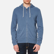 Barbour Men's Bantham Hoody - Washed Blue