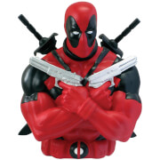 Marvel Bust Coin Bank - Deadpool