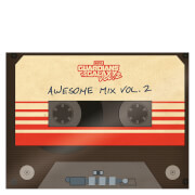 Impression sur Toile Gardiens de la Galaxie Vol.2 (Awesome Mix Vol. 2)