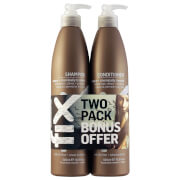 FIX Coloured/Chemically Treated Shampoo & Conditioner Duo 500ml
