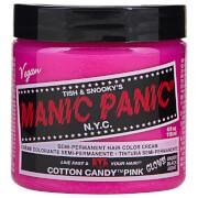 Manic Panic Semi-Permanent Hair Color Cream - Cotton Candy Pink 118ml