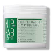 NIP+FAB Kale Fix Make Up Removing Pads - 60 Pads
