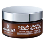 Simplicite Waratah And Beetroot Nutritive Plant Mask 110g