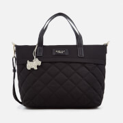 Radley Women's Hilly Fields Medium Ziptop Multiway Bag - Black