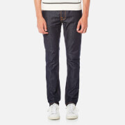 Nudie Jeans Men's Grim Tim Slim Jeans - Dry Open Navy