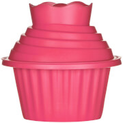 Premier Housewares 3 Piece Giant Cupcake Set - Hot Pink