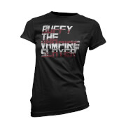 T-Shirt Femme Buffy Contre les Vampires 3 Strike