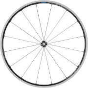 Shimano WH-RS700-C30-TL Tubeless Compatible - 100mm Q/R Axle - Front Wheel