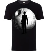 Star Wars Death Star Rogue T Shirt - Schwarz