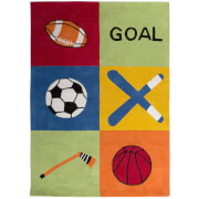 Premier Housewares Kids Sport Rug