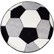 Premier Housewares Kids Football Rug