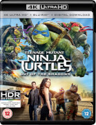 Teenage Mutant Ninja Turtles: Out Of The Shadows - 4K Ultra HD (Includes Digital Download)