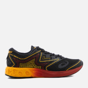 Asics Running Men's Gel Noosa FF Trainers - Black/Gold Fusion/Red Clay